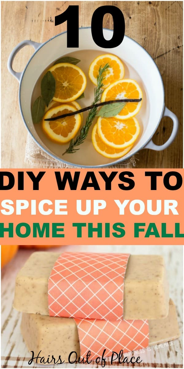 10 diy fall scents