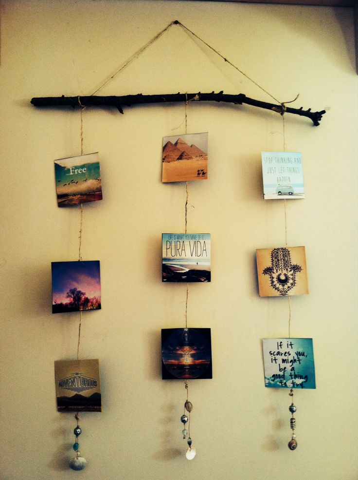 16 DIY Easy Boho Crafts for Millennials - Hairs Out of Place