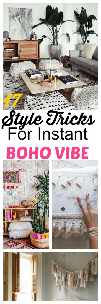boho room decor ideas