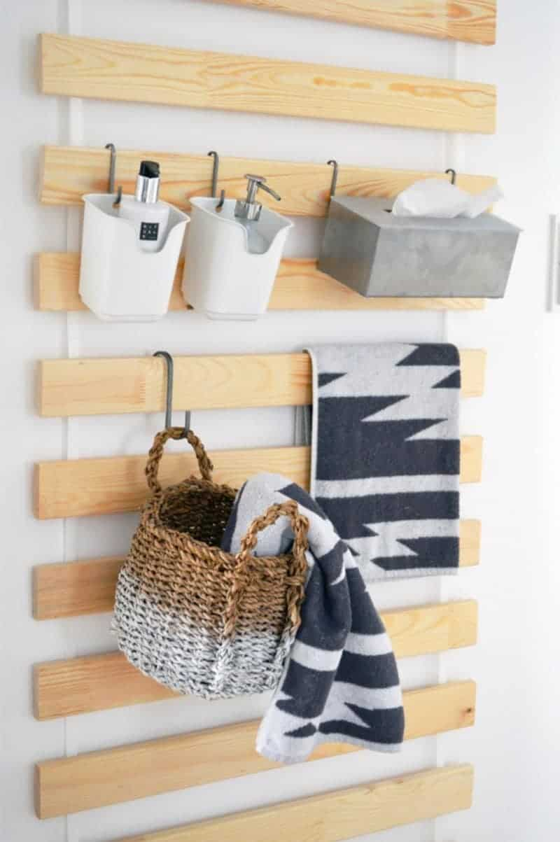 cheap bathroom shelves