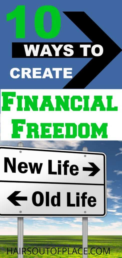 passive income streams to help you create financial independance