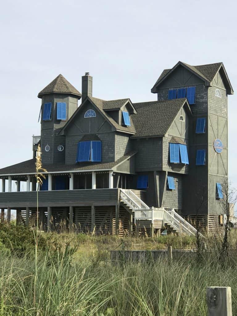 Kitty Hawk Beach House Als Outer Banks Weddings Wedding Photography