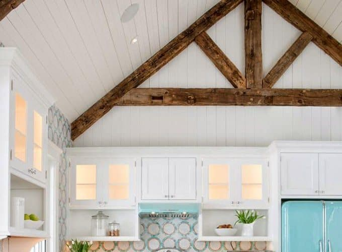 20 Must Have's for the Aqua Kitchen Lover