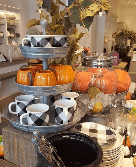 Buffalo Check Decor Ideas For Christmas Fall And Year