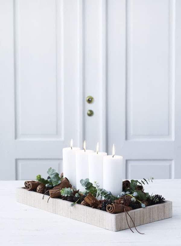 rustic-candle-centerpiece