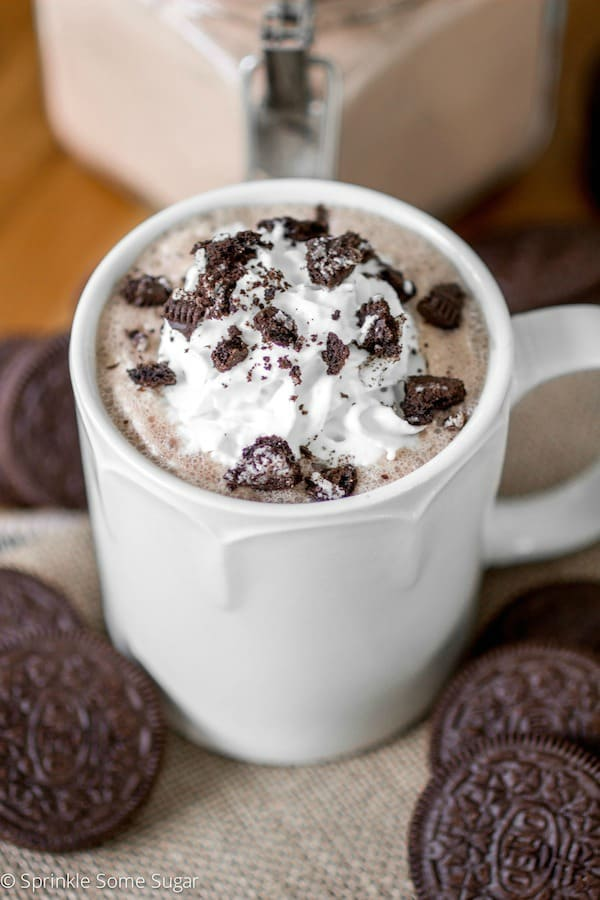 hot chocolate bar recipes