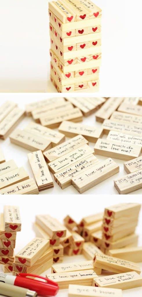 valentines love game