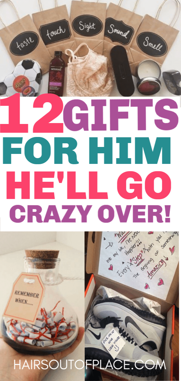 12 DIY Boyfriend Gifts For Christmas