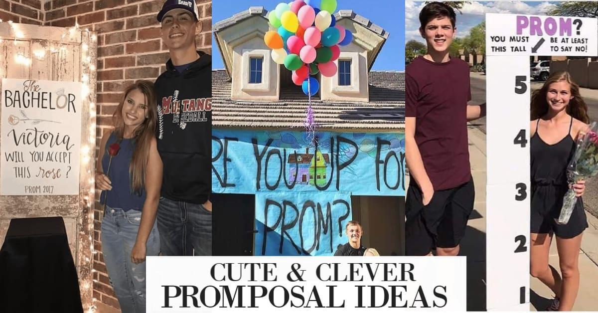 To say ways prom yes date to LovePanky