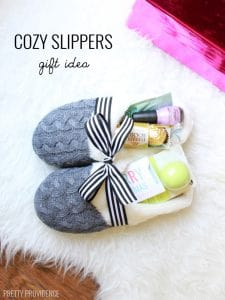 DIY gift basket ideas for mom