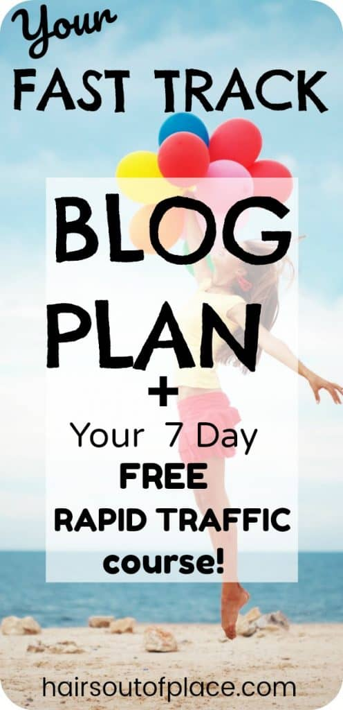 how to quickly start a blog