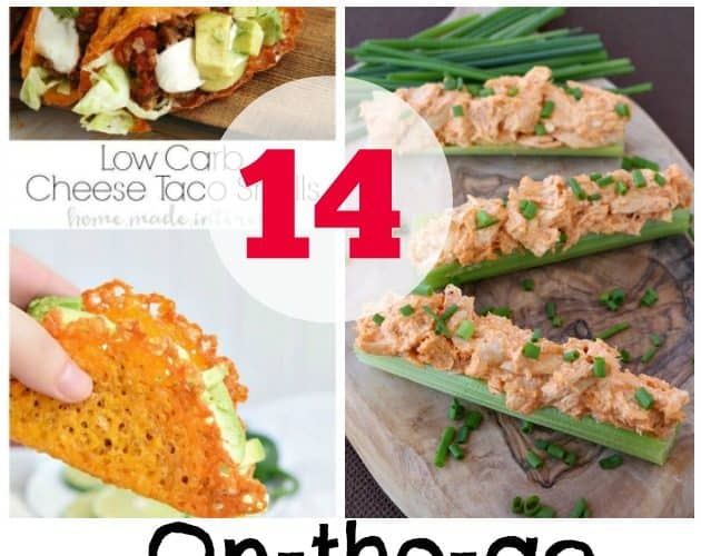 14 On the Go Keto Snacks to Keep Your Diet on Track