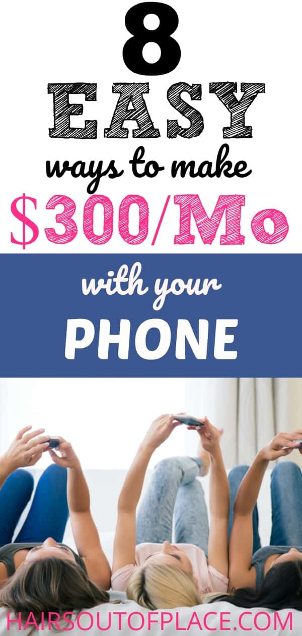 phone apps that help you make money