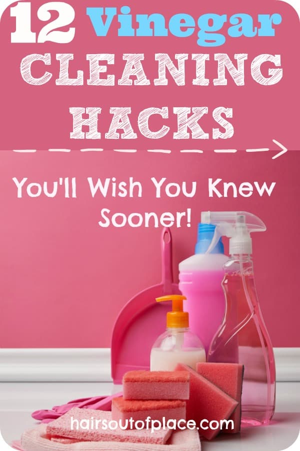 12 vinegar cleaning hacks you'll wish you knew sooner!