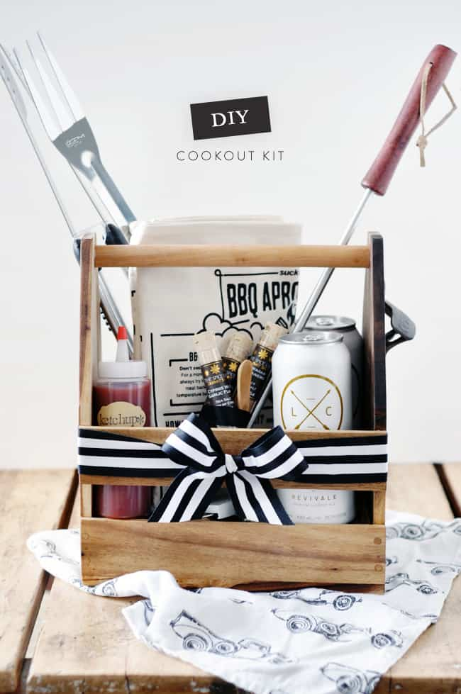 9 Clever Gift Basket Ideas for Dad