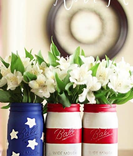14 DIY 4th of July Crafts That'll Light Up Your Party
