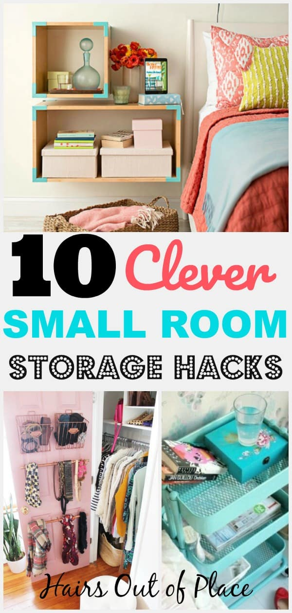 10 Bedroom Organization Hacks That Ll Keep Your Small Space Tidy