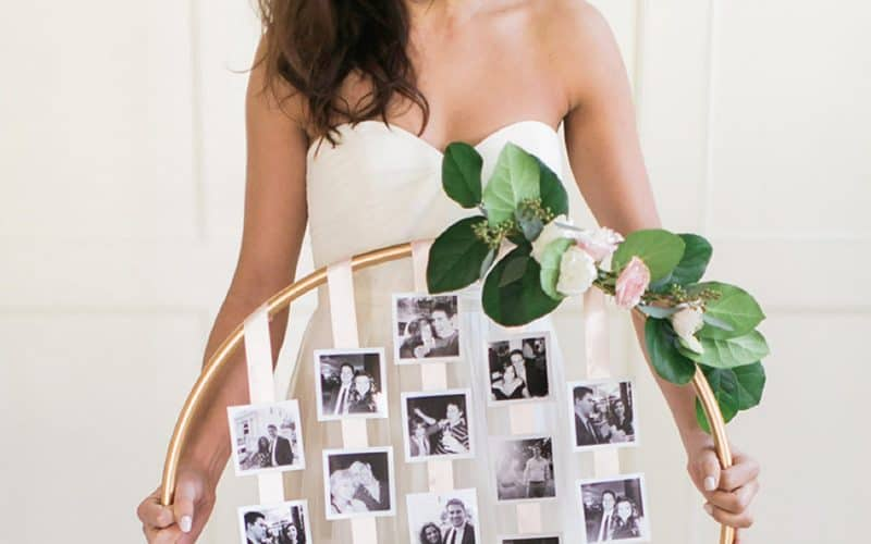 15 Photo Wall Ideas That Make Creative Photo Displays