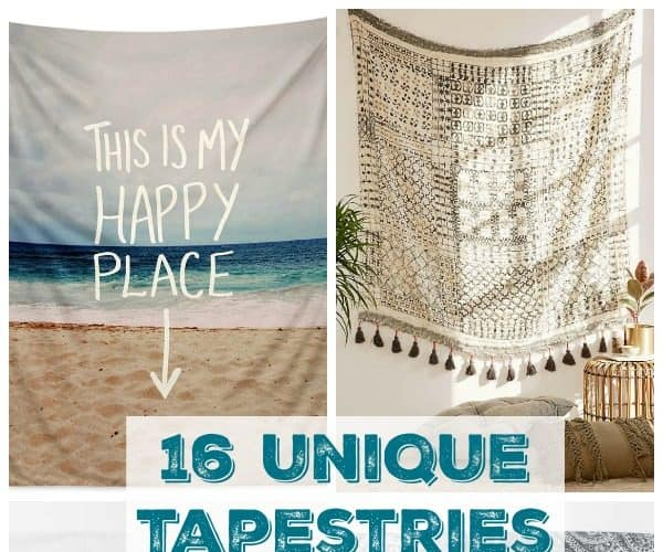 16 Tapestry Ideas to Make Your Space Unique