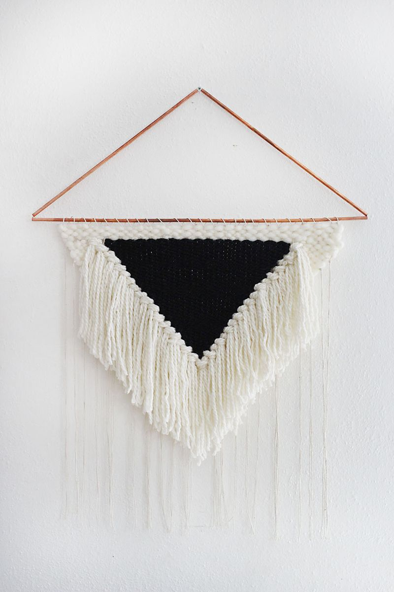 woven wall hanging tutorial