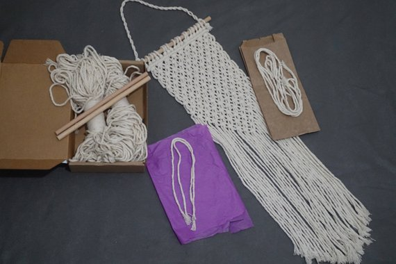 macrame kit for beginners