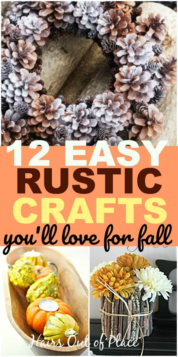 12 easy diy nature crafts