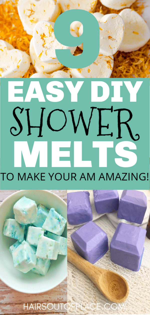 9 Easy DIY Shower Melts with Essential Oils