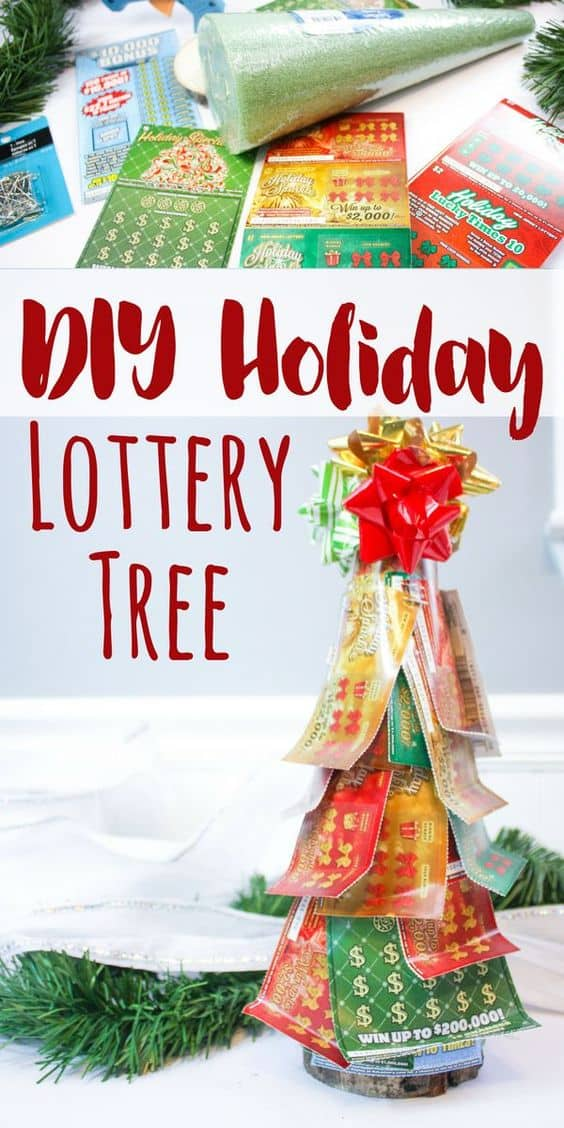 lottery gift ideas