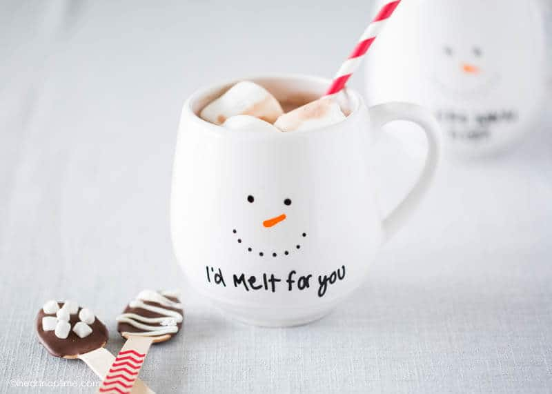 christmas mug for him