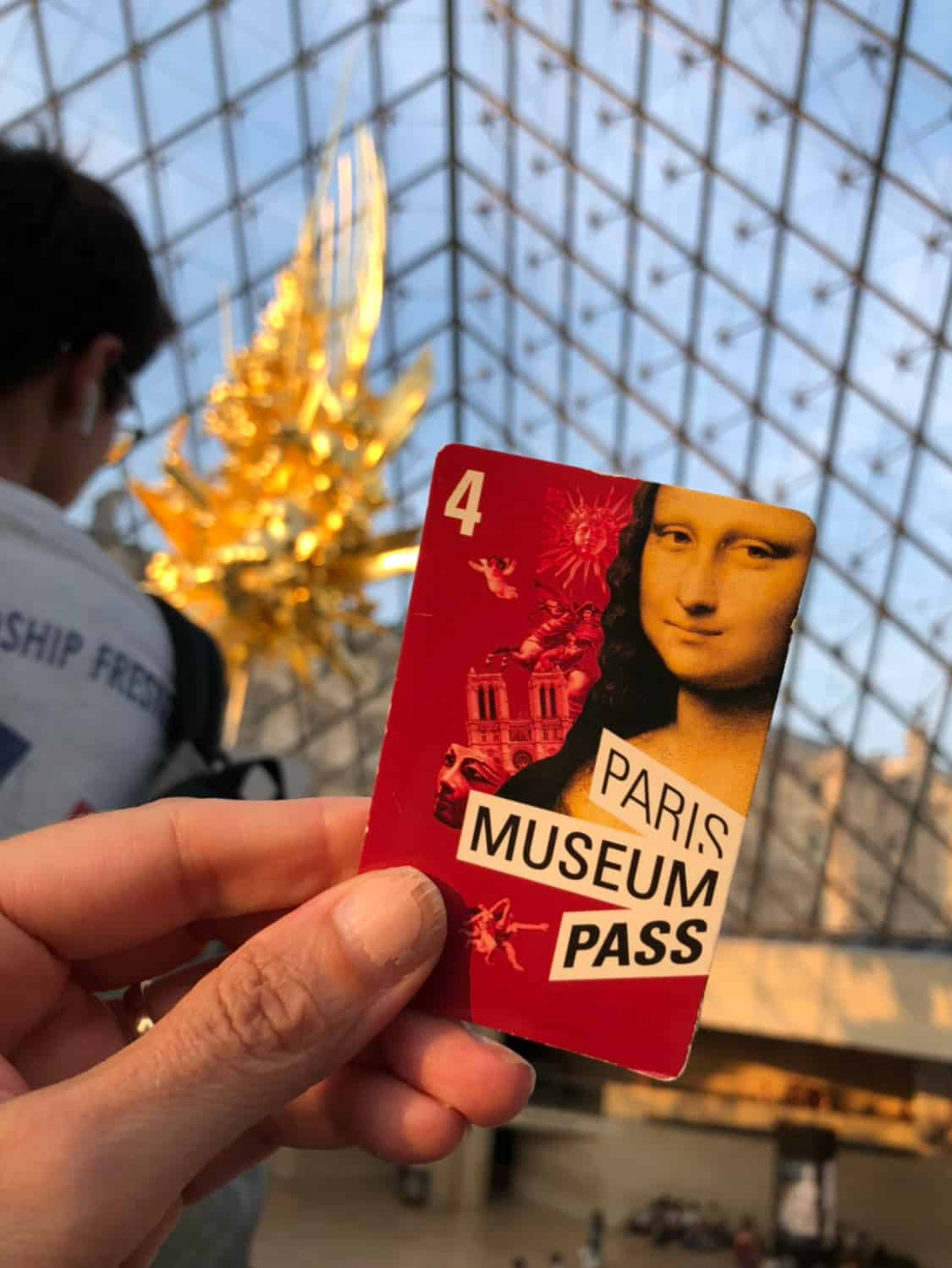 get a Paris museum pass