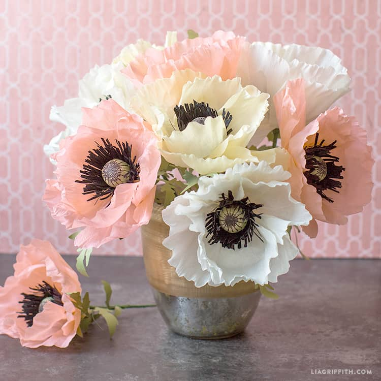 18 Stunning Diy Paper Flowers You Ll Love Making Hairs Out Of Place