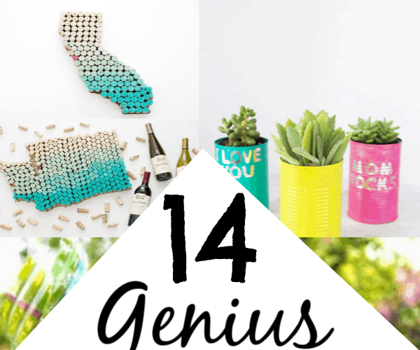 14 Fun and Easy Recycle Art Projects