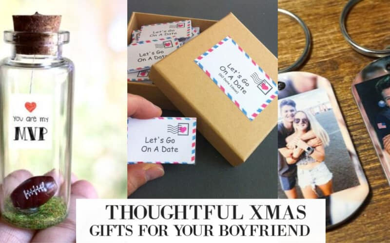 17 Thoughtful Christmas Gifts for Boyfriend