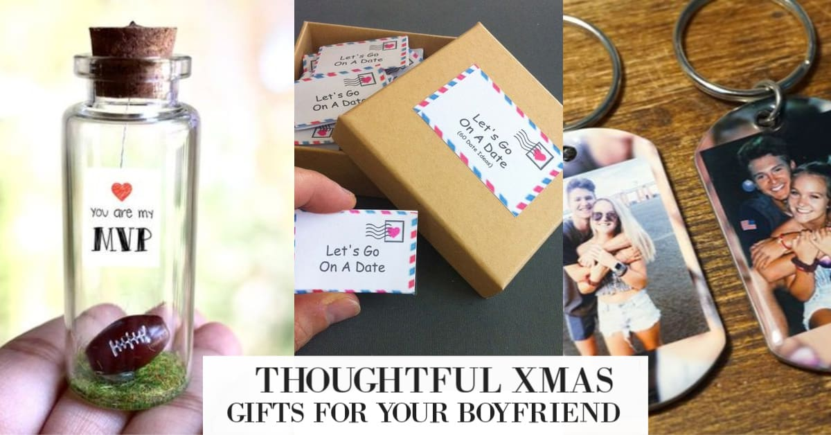 boyfriend gifts for christmas