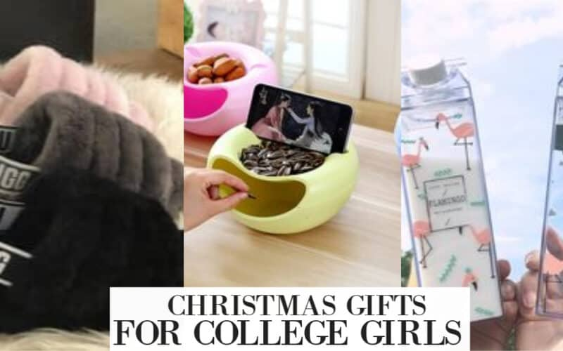 17 Popular Christmas gifts for College Girls