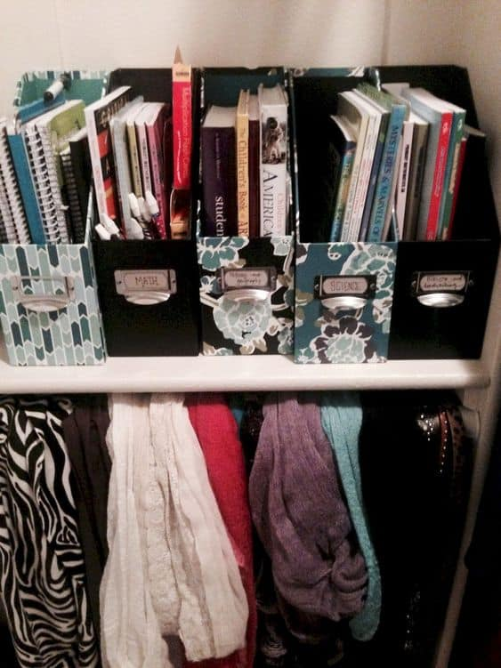 these make the best dorm storage ideas for small things