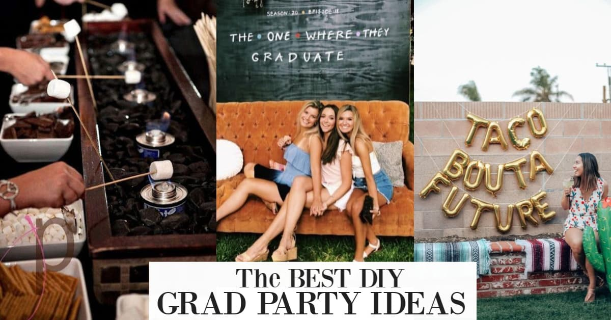 best graduation party ideas