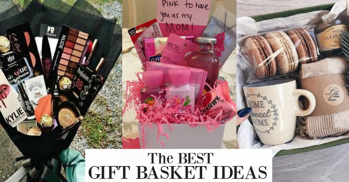 Gift Basket Ideas For Women Friends Mom 20s Hairs Out Of Place