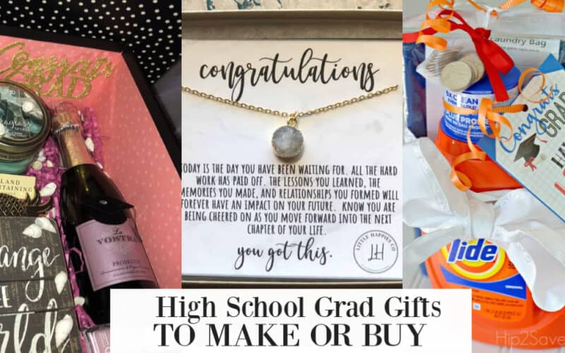 The BEST Suggestions for High School Graduation Gifts