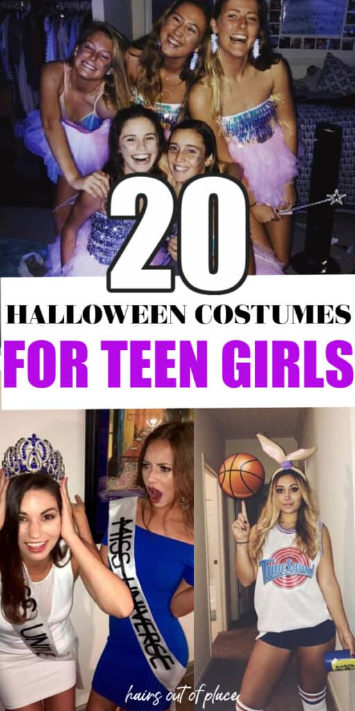 cute halloween costumes for teens girls pinterest pin