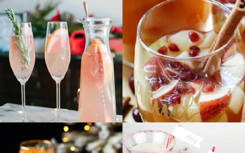 20 Best Holiday Cocktail Recipes