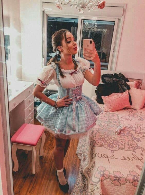 cute teen halloween costumes dorothy