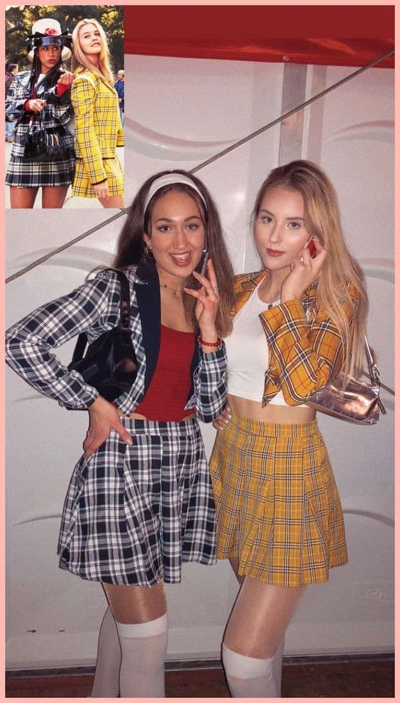 diy cute costumes for teens clueless