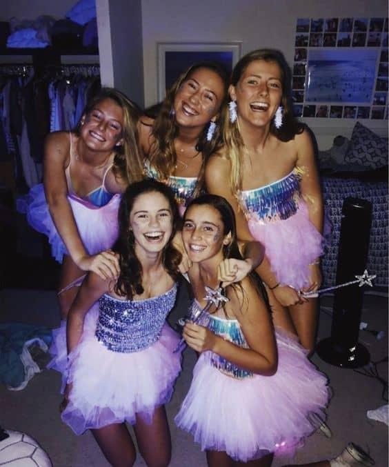 teenager girl halloween costumes tutus