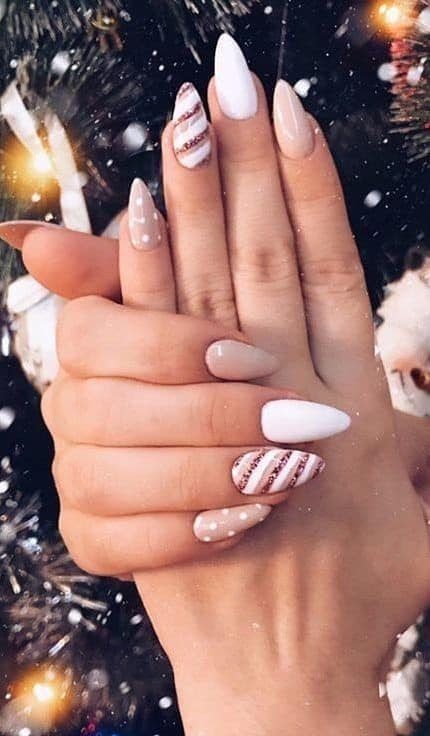 best holiday nails for the holidays stylish christmas nails