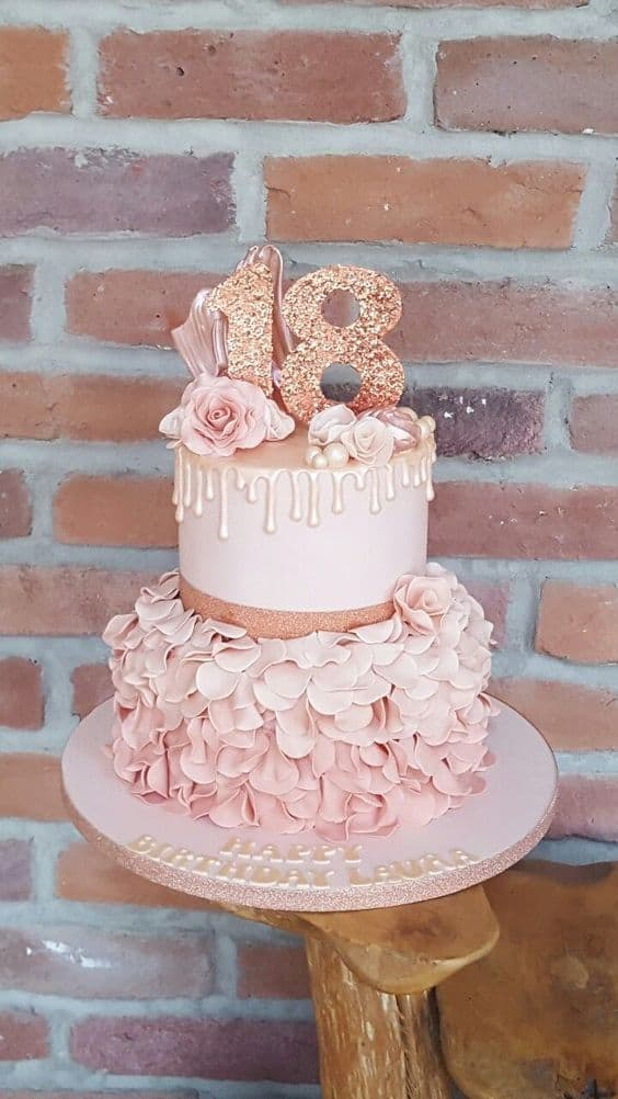 birthday ideas for the best 18th cake