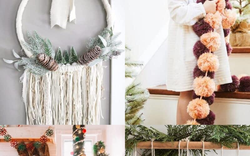20 Boho Christmas Ideas