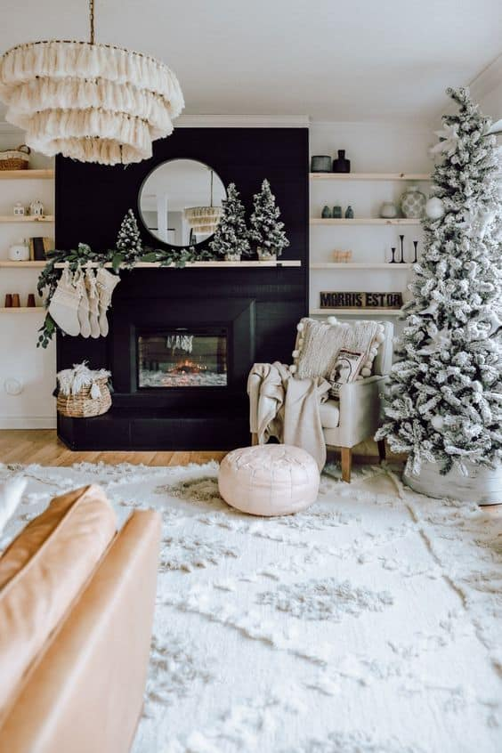 cute decor ideas holiday boho light decor