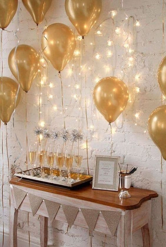 favorite nye ideas champagne bar