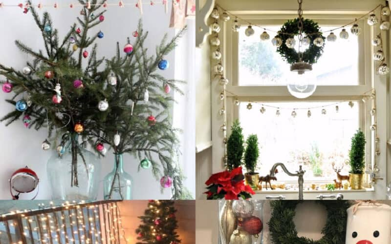 15 Small Apartment Christmas Decorating Ideas